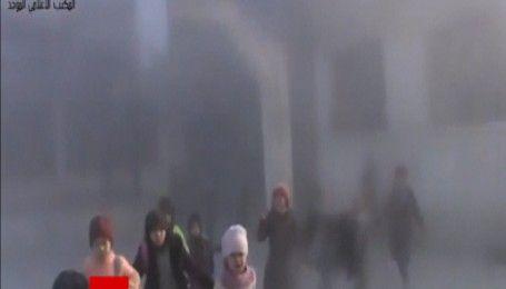 Авиаудары по Сирии: 40 человек погибли в результате бомбардировки пригорода Дамаска