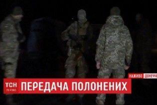 """Стали відомі подробиці передачі 15 сепаратистів бойовикам """"Л/ДНР"""""""