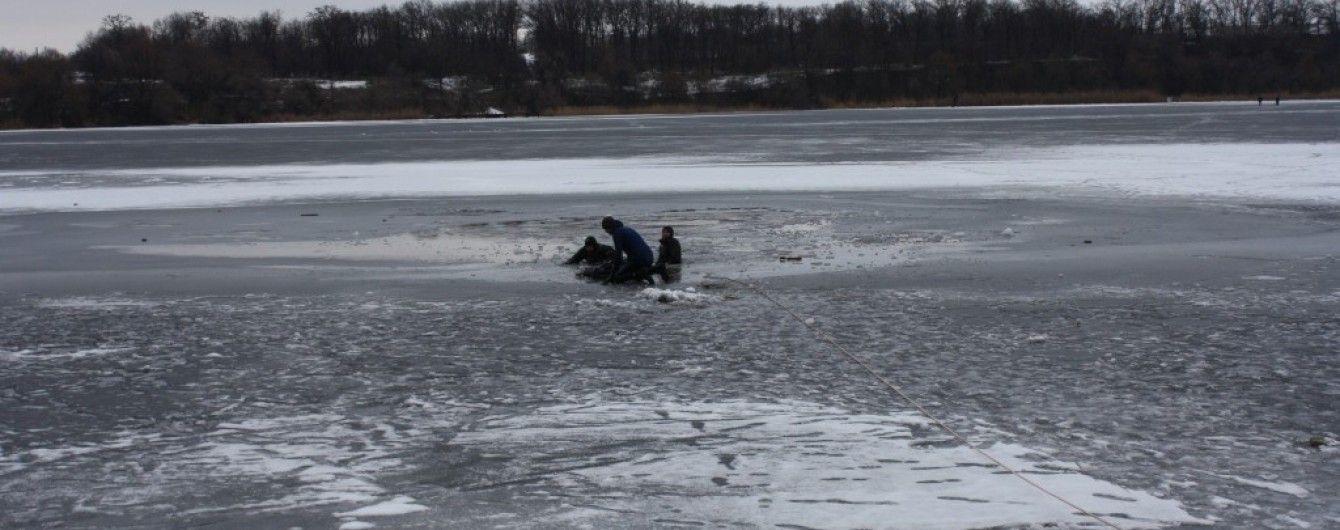 Рибалки в Запоріжжі втекли, коли на їхніх очах почали тонути 4 школярі