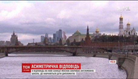 У Москві американські санкції назвали контрпродуктивними