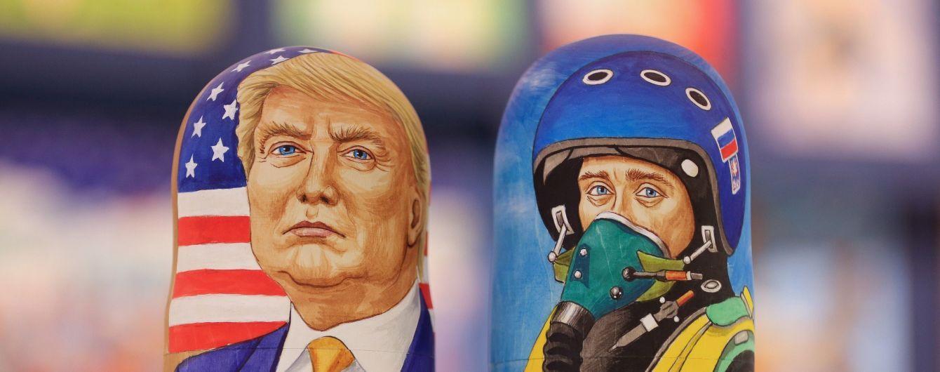 Трамп стверджує, що зумів налагодити стосунки з Путіним