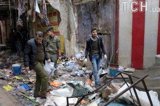 Смертники совершили теракт в Багдаде: десятки погибших и раненых