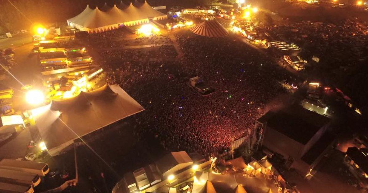 80 людей постраждалих в тисняві на музичному фестивалі в Австралії