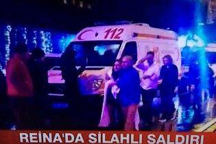 Нападники на нічний клуб у Стамбулі були одягнені у костюми Санта-Клауса