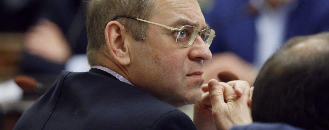 Головред українського видання заявив про тиск через розслідування про оборудки Пашинського і Гладковського