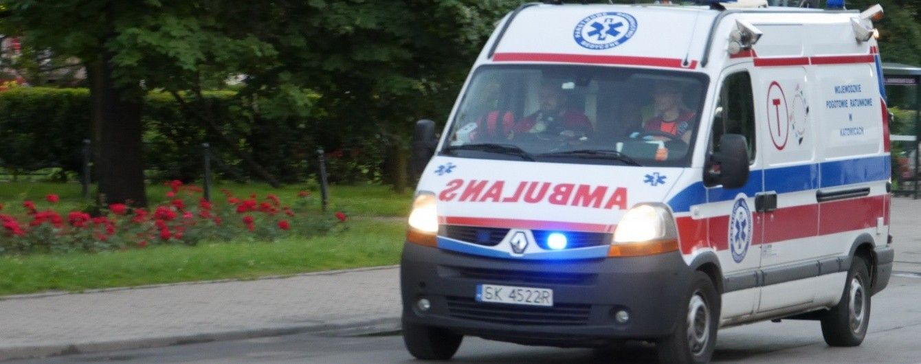 В Италии перевернулся автобус с десятками школьников