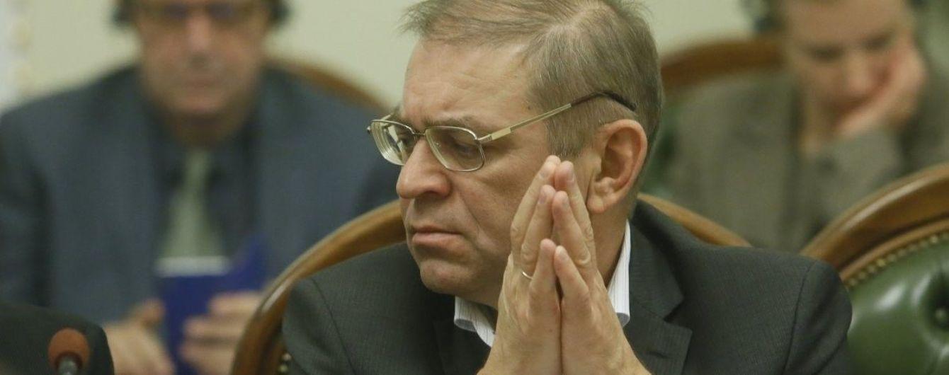 Пашинский хочет обжаловать признание Химикуса потерпевшим