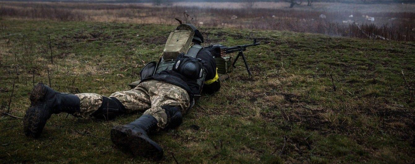 Боевики на Донбассе усилили обстрелы. Ранены трое украинских военных