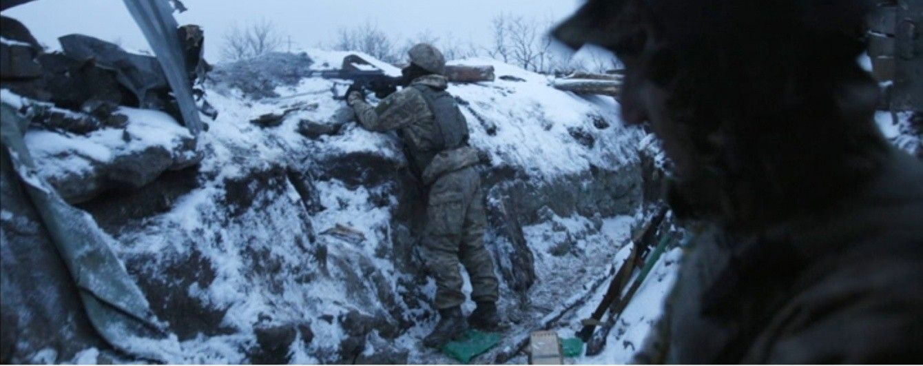 Волонтер сообщил о разгроме позиции боевиков на Светлодарской дуге