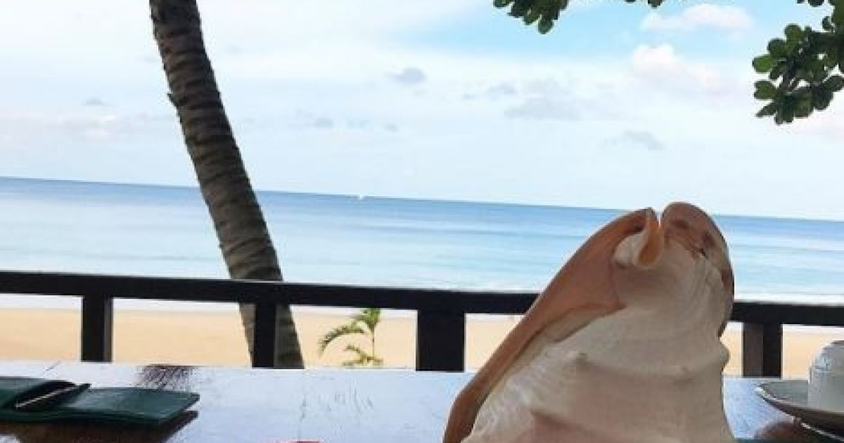 Вікторія з «НЕАНГЕЛів» відпочиває у Таїланді @ instagram.com/vikanablack