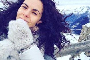 Каменских с подругой отдыхают в Куршевеле, а экс-жена Потапа повезла детей в теплые края