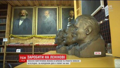 """Всеукраїнський """"Ленінопад"""": зникла частина знесених пам'ятників радянської епохи"""