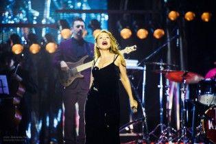 """Найкрасивішою жінкою за версією VIVA стала тренер """"Голосу країни-7"""" Тіна Кароль"""