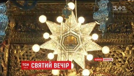 Первая звезда: христиане восточного обряда празднуют Рождество