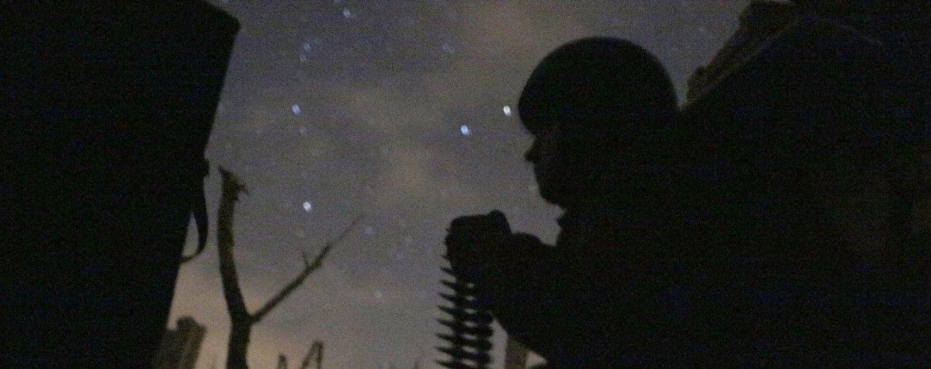 На Донбассе были ранены двое украинских военнослужащих. Хроника АТО