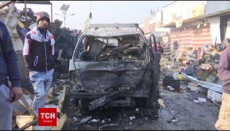 На рынке Багдада произошел взрыв, есть погибшие