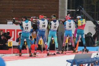 Украинский биатлонист будет выступать за сборную России