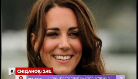 Герцогиня Кейт Миддлтон празднует 35-летие