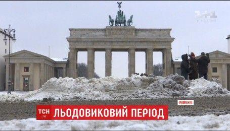Из-за непогоды украинцы не могут вернуться из отдыха в Европе