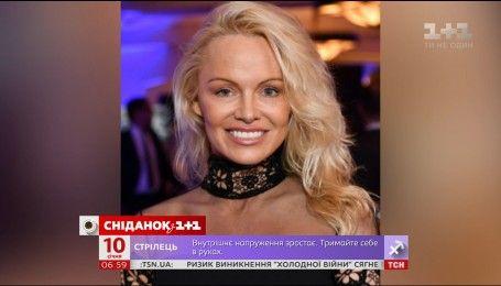 Памела Андерсон шокировала своим кардинальным изменением внешности