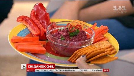 Готовим хумус вместе с фудблогером Эдуардом Насыровым