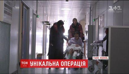 В Италии медики спасли украинке ногу, проведя сложнейшую операцию