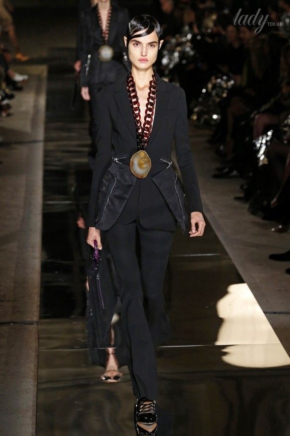 Коллекция Givenchy прет-а-порте сезона весна-лето 2017_4