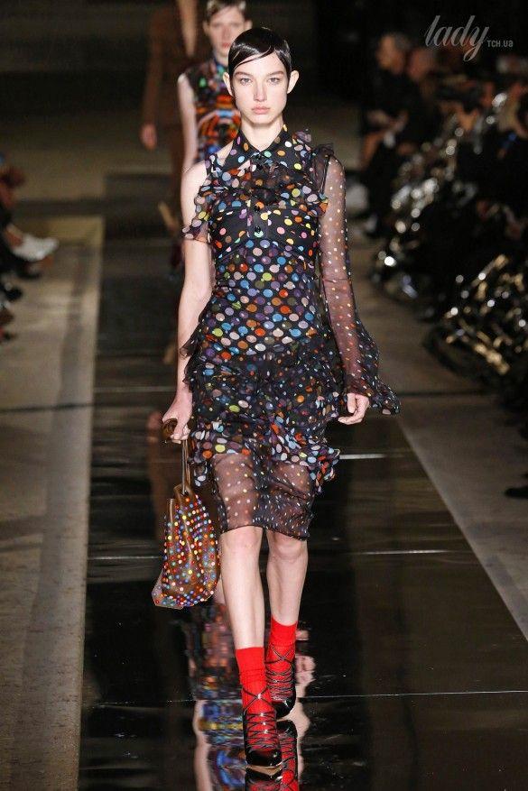 Коллекция Givenchy прет-а-порте сезона весна-лето 2017_34