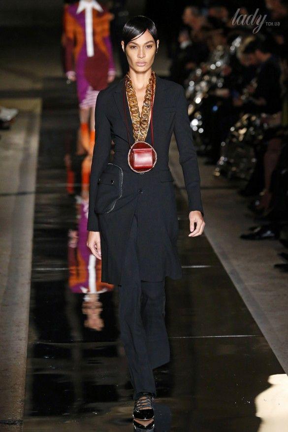 Коллекция Givenchy прет-а-порте сезона весна-лето 2017_18
