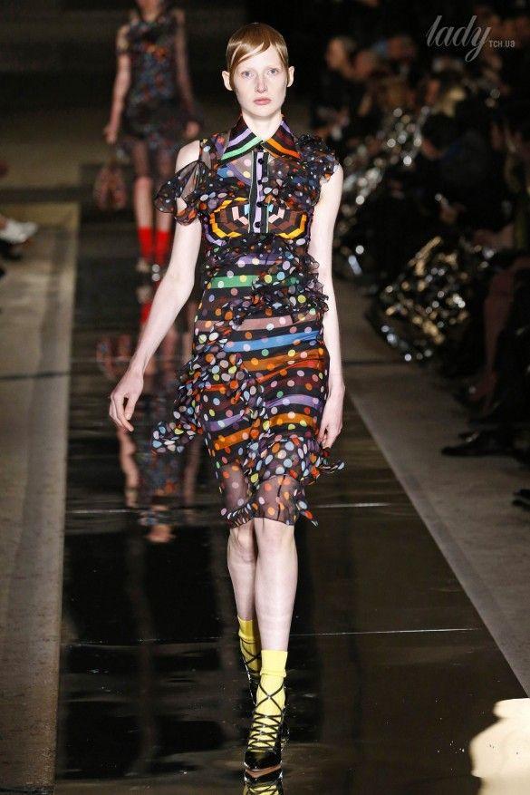 Коллекция Givenchy прет-а-порте сезона весна-лето 2017_33