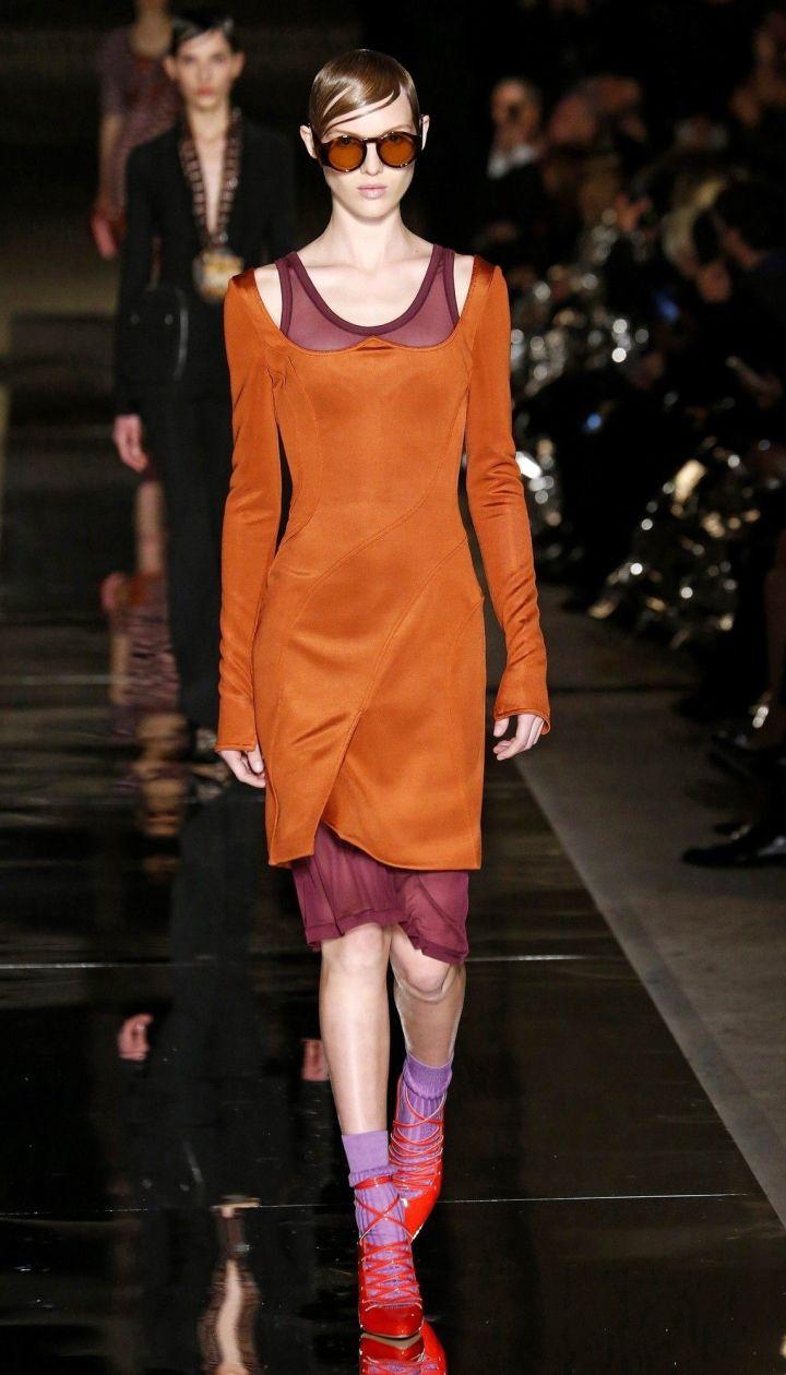 Коллекция Givenchy прет-а-порте сезона весна-лето 2017 @ East News