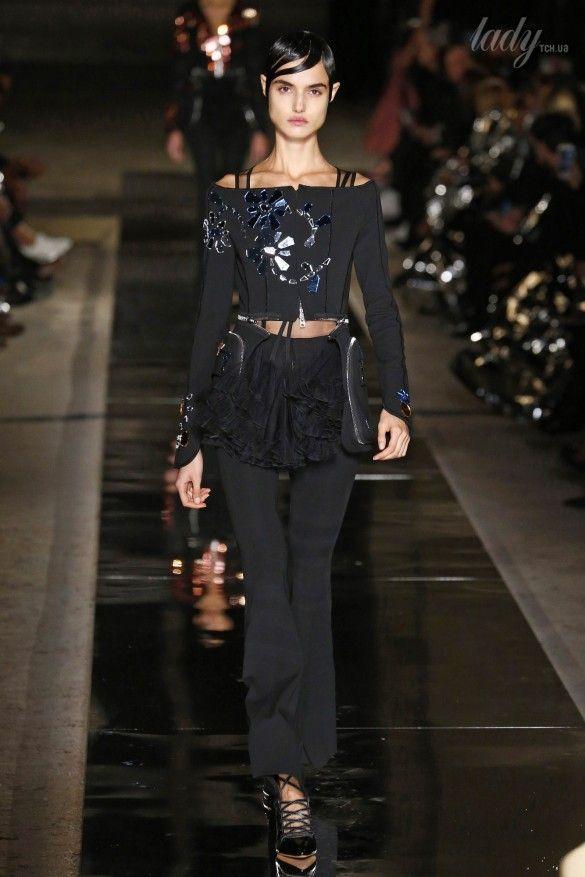 Коллекция Givenchy прет-а-порте сезона весна-лето 2017_53
