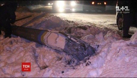 В Житомире произошло ДТП с участием иномарки