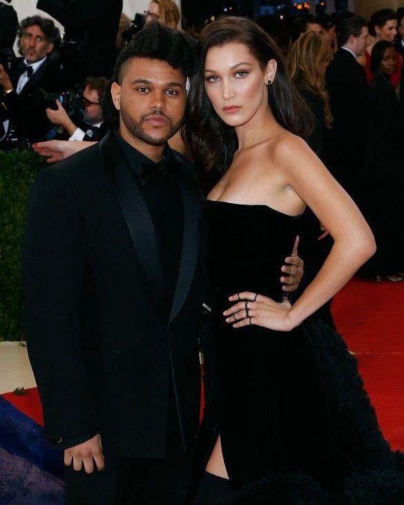 Белла Хадід та The Weeknd