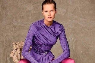 Экс-возлюбленная Ди Каприо снялась в стильном фотосете для Vogue