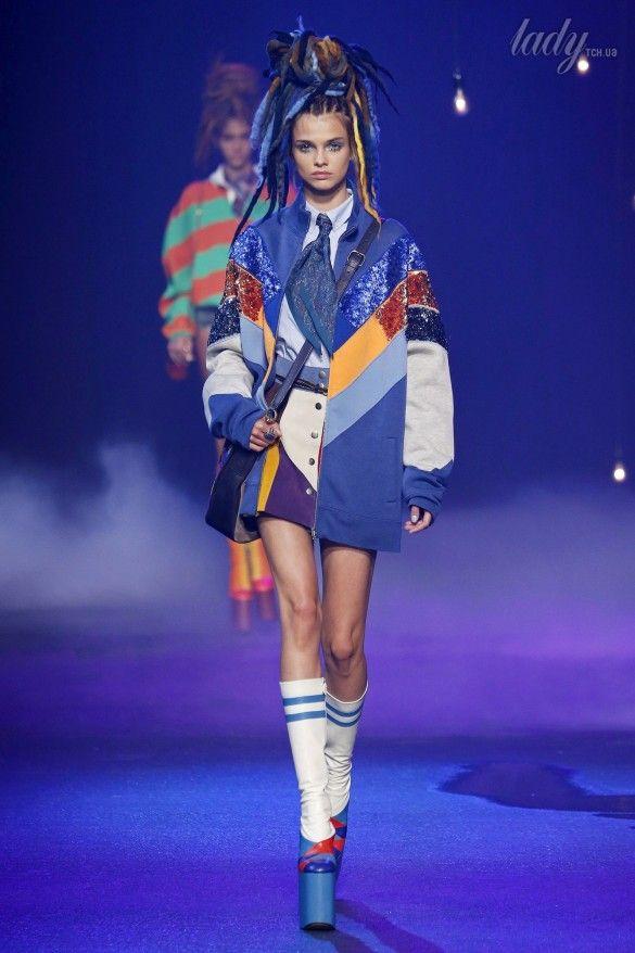 Коллекция Marc Jacobs  прет-а-порте сезона весна-лето 2017_22