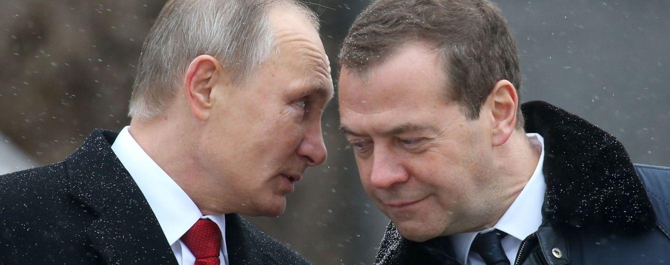 Медведєв знайшов спосіб обійти усі санкції США