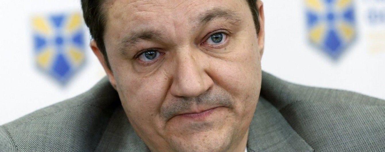 """""""В политических игрищах не участвую"""". Тымчук заявил, что не собирается в новую Раду"""