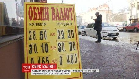 Подешевела и продолжает падение: чем вызвано движение украинской гривны