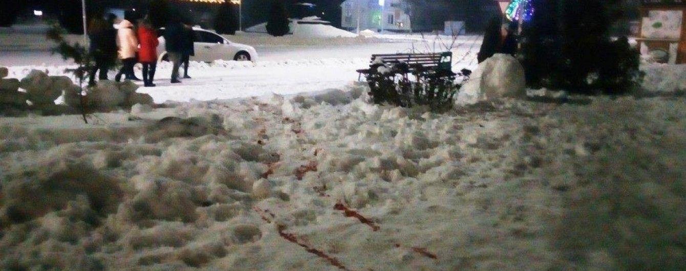Стрілянину в Олевську зчинив кримінальний авторитет із Львівщини – поліція