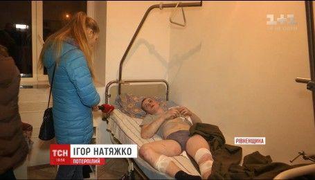Поліція висунула нову версію причин перестрілки на Рівненщині