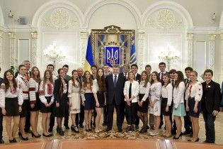 День детей-изобретателей. Порошенко рассказал о потрясающих изобретениях маленьких украинцев