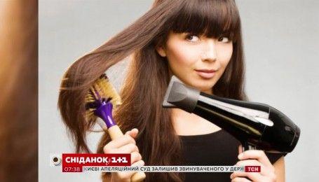 Як првильно доглядати за волоссям