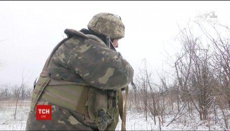 Боевики бьют по украинским позициям на всей линии разграничения