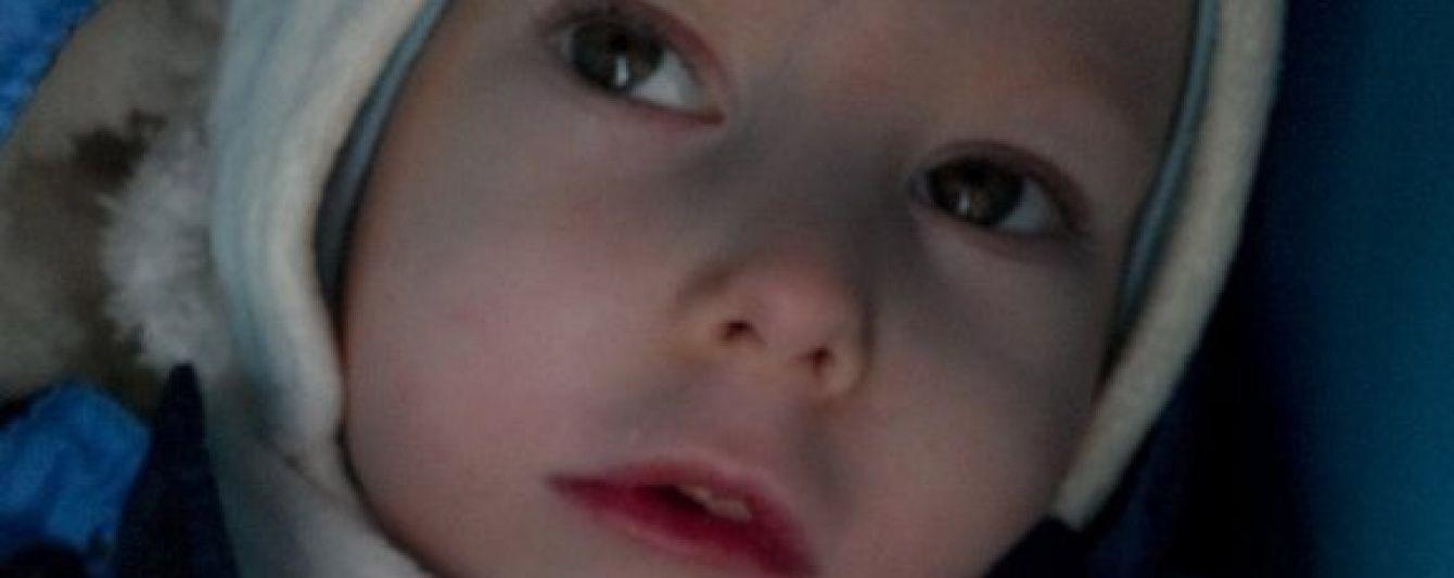 Тяжелые приступы эпилепсии не дают 6-летнему Максимку развиваться