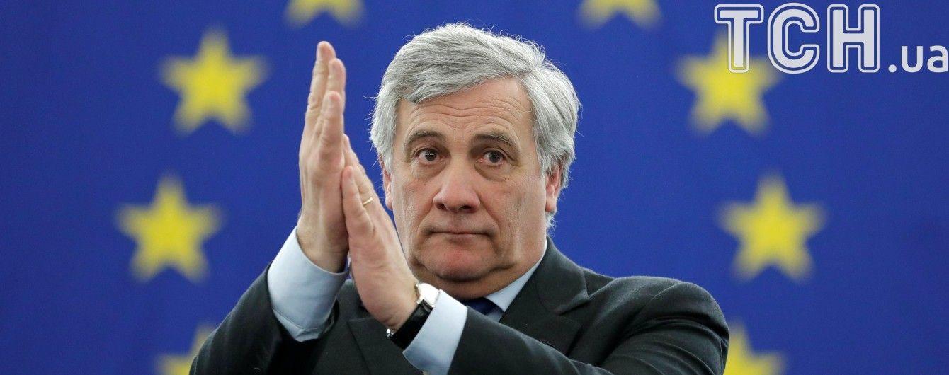 Президент Европарламента ошеломил количеством убитых за 12 лет журналистов