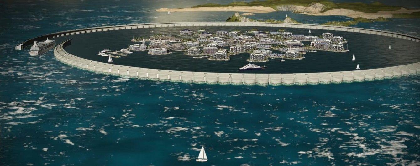 Первый город на воде может привести к образованию совершенно новой цивилизации