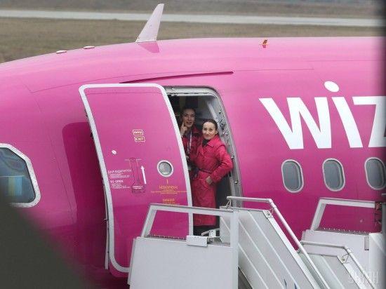 Wizz Air запустить нові маршрути з Києва і Харкова