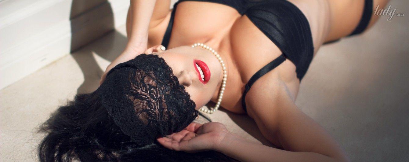 Внутренний оргазм у девушек