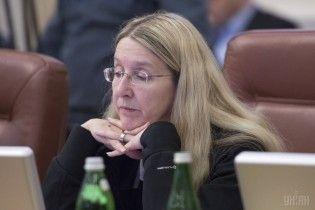 МОЗ скличе комісію для розгляду питання про оголошення епідемії кору - Супрун